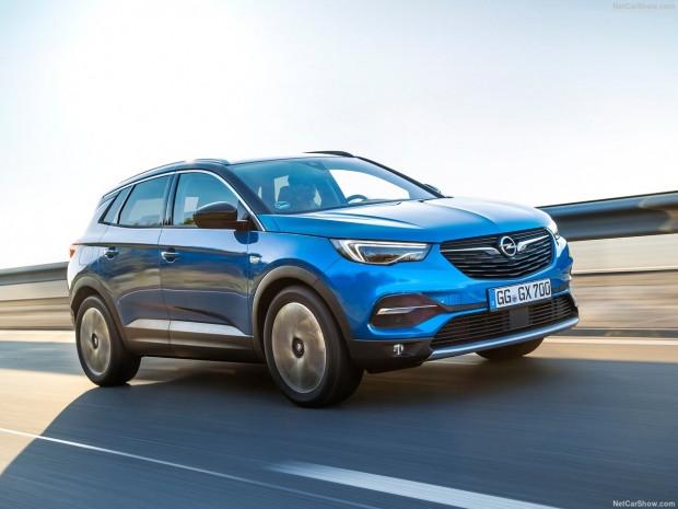 Opel Grandland X 2018 - Page 2