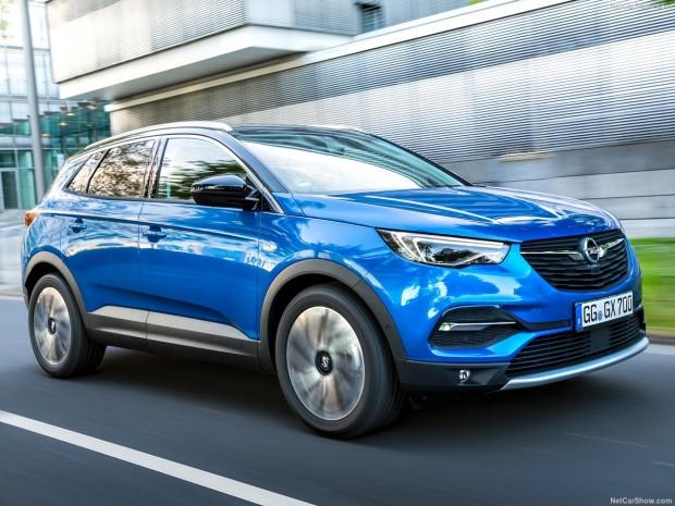 Opel Grandland X 2018 - Page 3