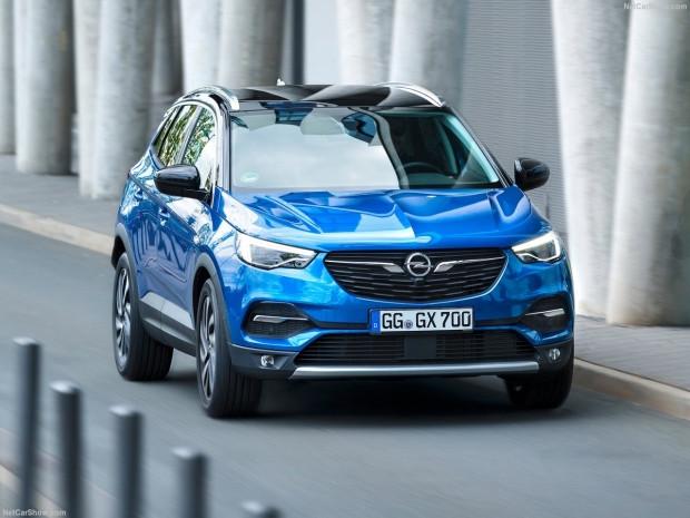 Opel Grandland X 2018 - Page 4