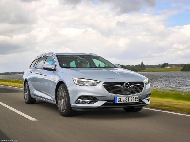 Opel Insignia Spor Turist 2018 - Page 3