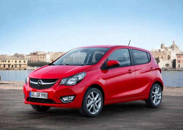 Opel Karl'a yeni motor seçeneği - Page 3