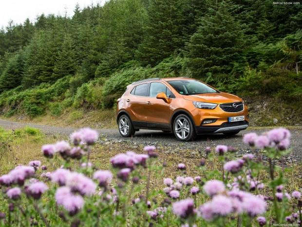 Opel Mokka X 2017 - Page 1