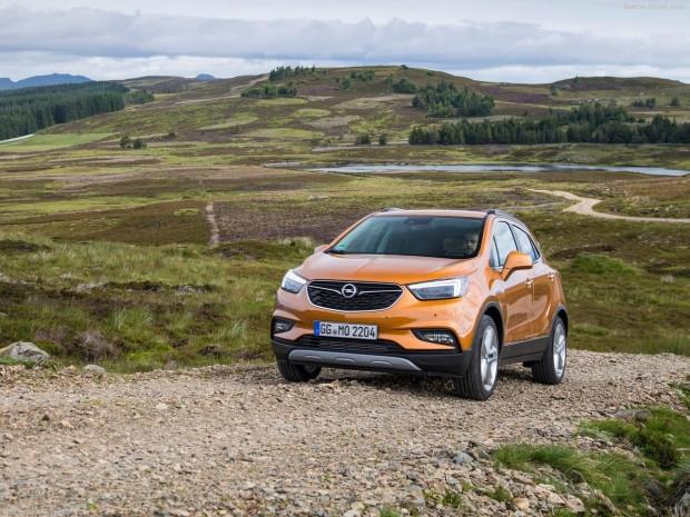 Opel Mokka X 2017 - Page 3