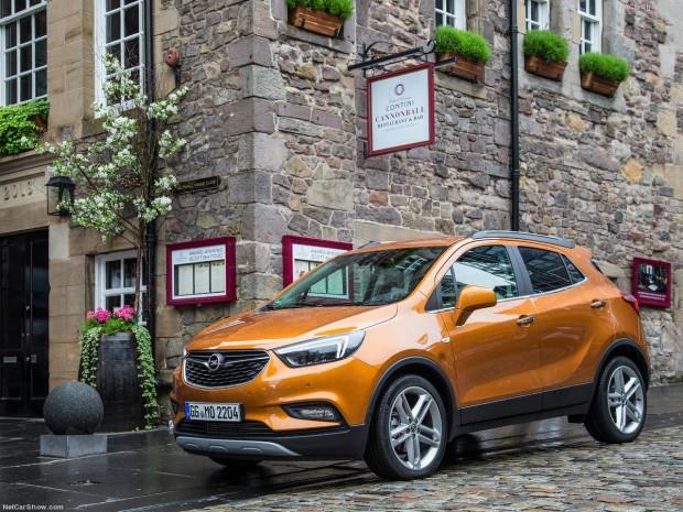 Opel Mokka X 2017 - Page 4