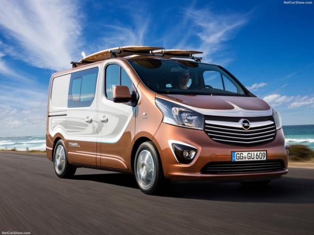 Opel Vivaro Surf Concept (2015) - Page 3