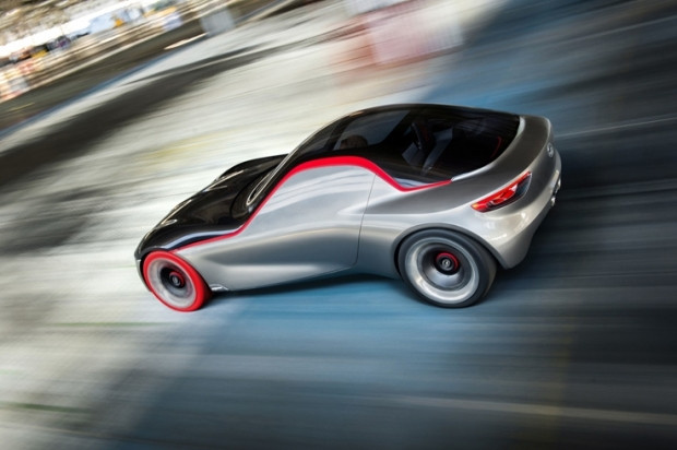 Opel'den sizi büyüleyecek konsept otomobil - Page 4