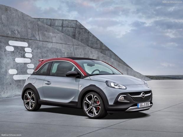 Opel'in 2016 konsepti Adam Rocks S - Page 3