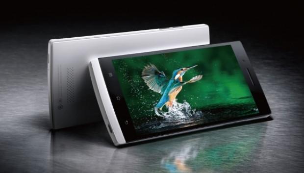 Oppo' dan orta segmentte akıllı telefon: Oppo 3006 - Page 2