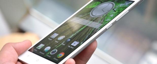 Oppo' dan orta segmentte akıllı telefon: Oppo 3006 - Page 3