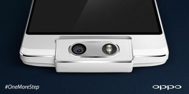 Döner kameralı Oppo N3 kutudan çıktı - Page 1