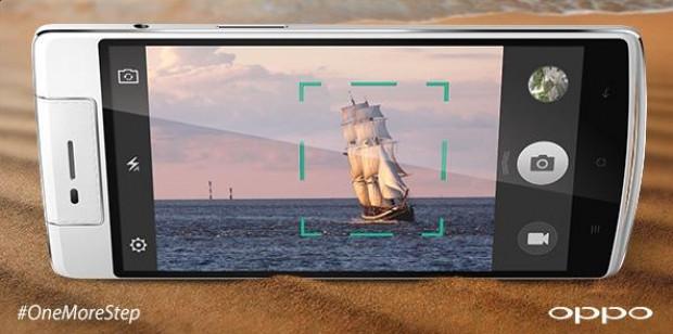Döner kameralı Oppo N3 kutudan çıktı - Page 2