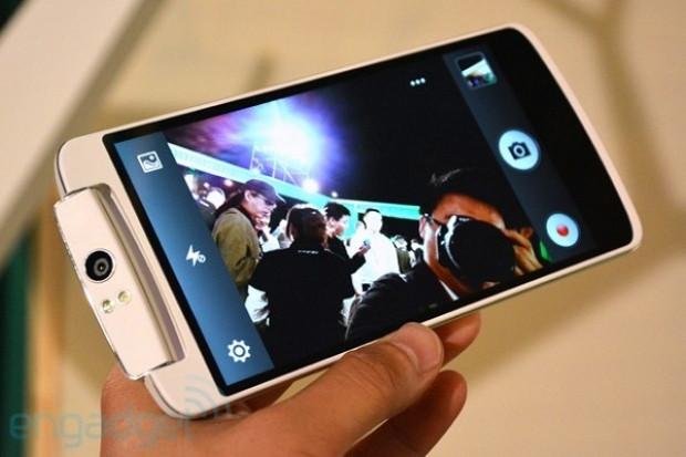 Döner kameralı Oppo N3 kutudan çıktı - Page 3