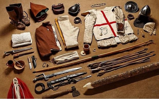 Orduların yaklaşık son 1000 yıl içerisinde kullandıkları askeri techizatların 13 fotoğrafı - Page 1