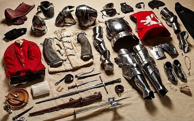 Orduların yaklaşık son 1000 yıl içerisinde kullandıkları askeri techizatların 13 fotoğrafı - Page 2