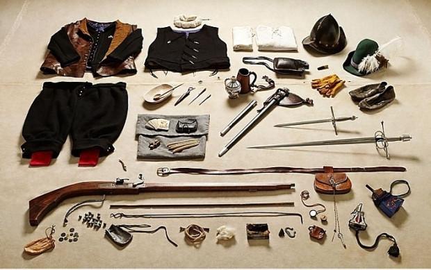 Orduların yaklaşık son 1000 yıl içerisinde kullandıkları askeri techizatların 13 fotoğrafı - Page 3
