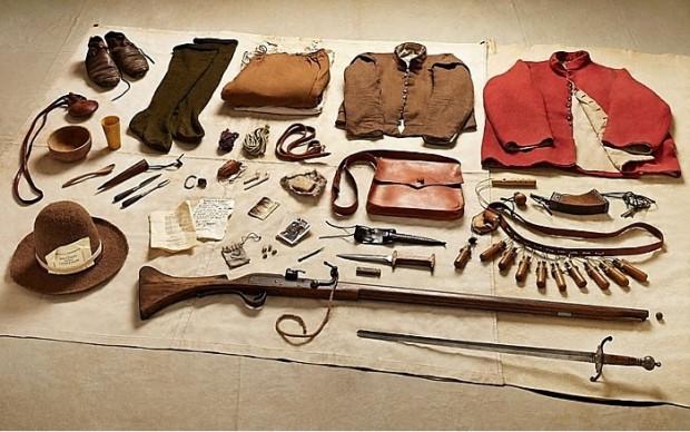 Orduların yaklaşık son 1000 yıl içerisinde kullandıkları askeri techizatların 13 fotoğrafı - Page 4