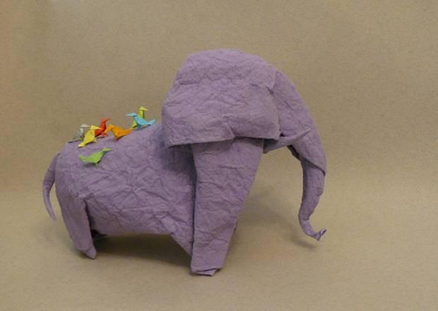 Origami!(Kağıt Katlama Sanatı) - Page 2