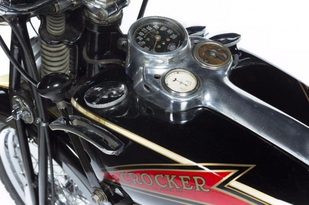 Orijinal Amerikan Crocker marka  motorsikletler - Page 1