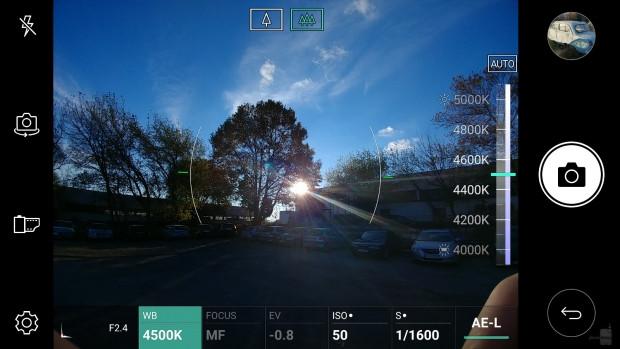 LG V20 kamera modlarına yakından bakış - Page 3
