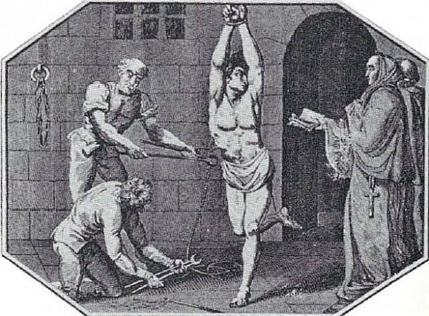 Orta çağda kullanılan işkence aletleri - Page 2