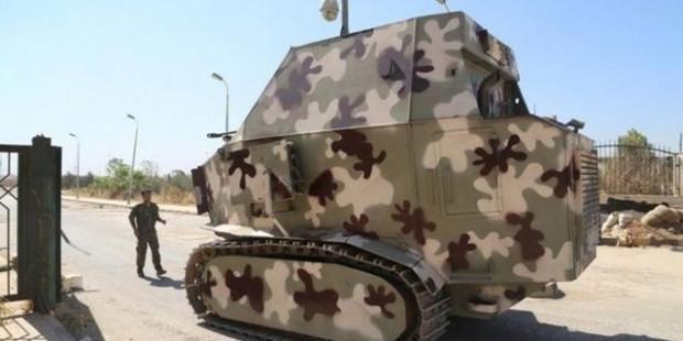 Ortadoğu'da kullanılan garip silah teknolojileri - Page 2
