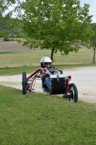 Örümcek bacaklarına sahip arazi aracı Swincar! - Page 3