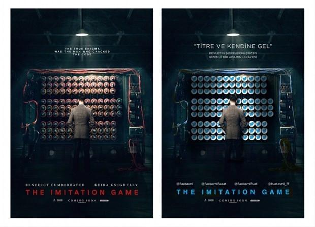 Oscar adayı filmlere Türkiye'den alternatif afişler - Page 1