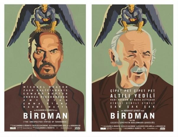 Oscar adayı filmlere Türkiye'den alternatif afişler - Page 2