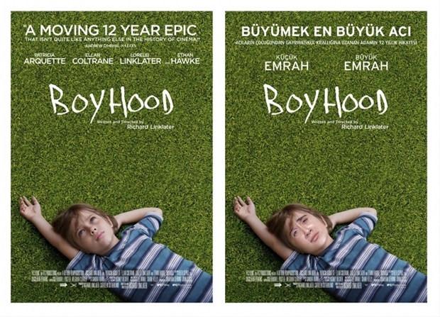 Oscar adayı filmlere Türkiye'den alternatif afişler - Page 4