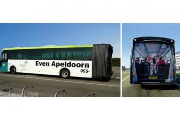 Otobüslerdeki şaşırtan reklamlar - Page 1