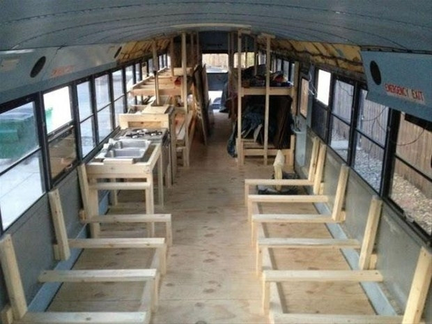 Otobüsü baştan yarattılar! - Page 4
