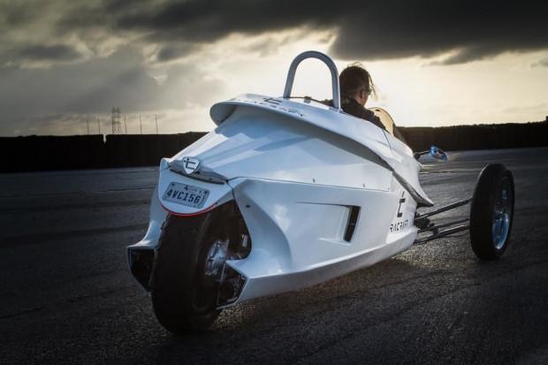 Otomobil güvenliğinde motorsiklet Terracraft - Page 3