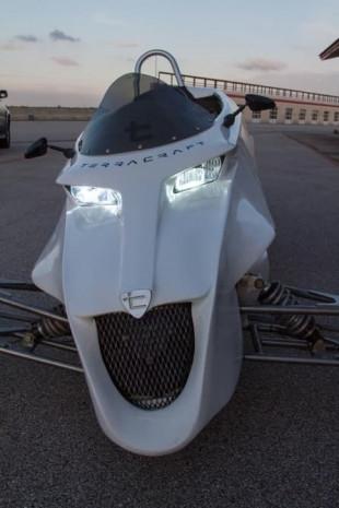 Otomobil güvenliğinde motorsiklet Terracraft - Page 4
