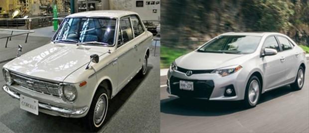 Otomobil markalarının eski ve yeni halleri - Page 4