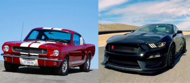 Otomobillerin eski ve yeni modelleri - Page 1