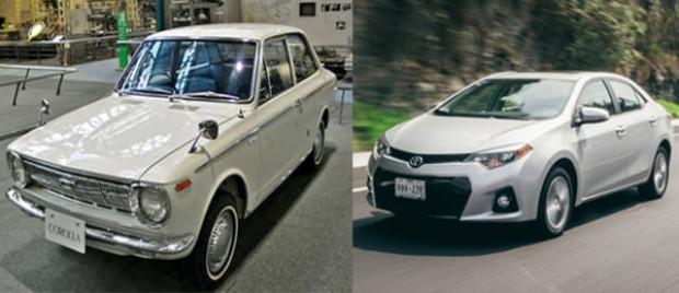 Otomobillerin eski ve yeni modelleri - Page 4