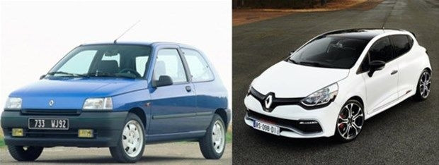 Otomobil markalarının evrim geçiren modelleri - Page 3