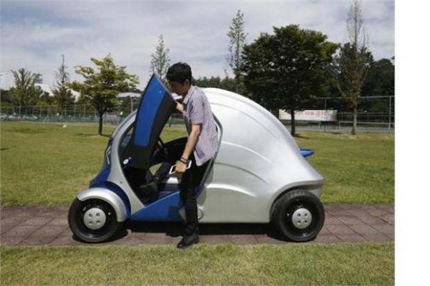 Otomobil sektörünün çılgın konseptleri! - Page 2