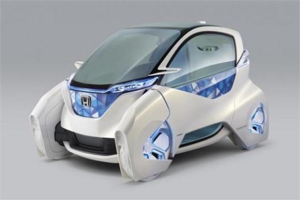 Otomobil sektörünün çılgın konseptleri! - Page 3