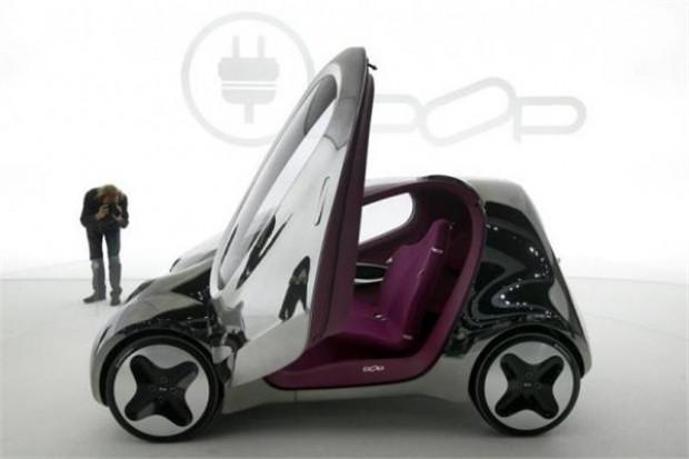 Otomobil sektörünün çılgın konseptleri! - Page 4