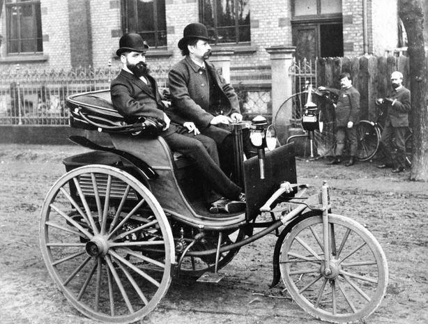 Otomobil teknolojisi bu günlere nasıl geldi? - Page 1