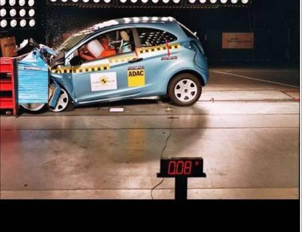 Otomobiller çarpışma testinde! - Page 3
