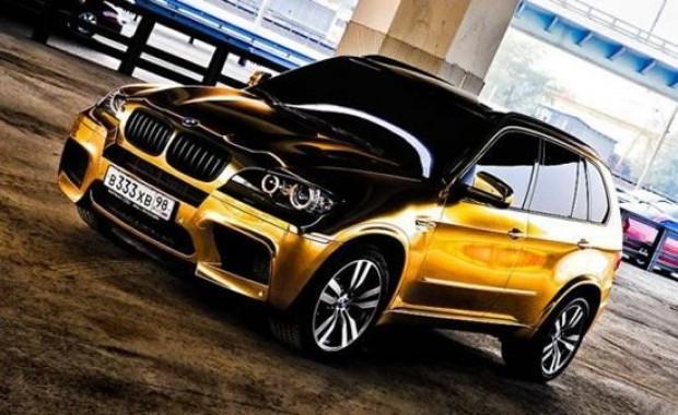Otomobillerde altın modası - Page 1