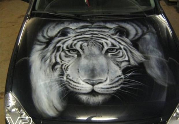 Otomobillerde büyüleyen 3D çizimler - Page 3