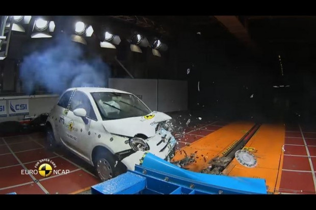 Otomobillerin çarpışma testi puanları - Page 2