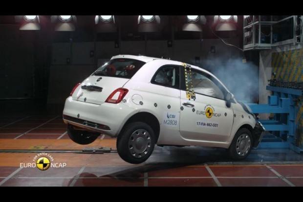 Otomobillerin çarpışma testi puanları - Page 3