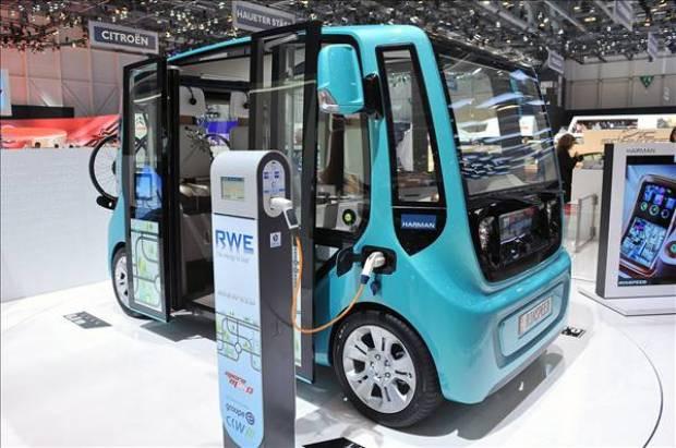 Otoyollarda son devrim akıllı minibüsler olacak işte ilk model - Page 1