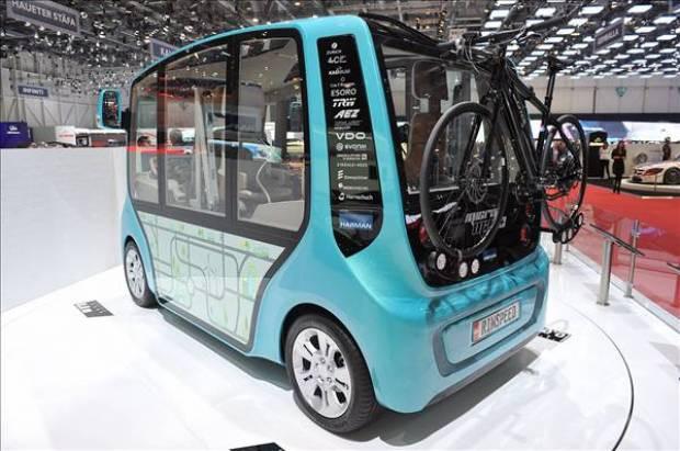 Otoyollarda son devrim akıllı minibüsler olacak işte ilk model - Page 2
