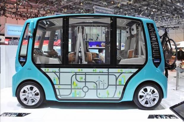 Otoyollarda son devrim akıllı minibüsler olacak işte ilk model - Page 3