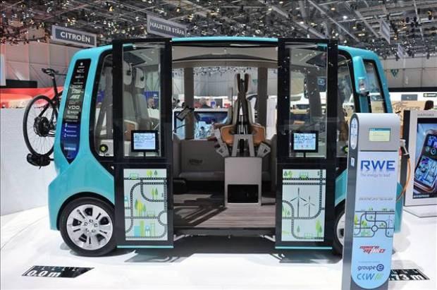 Otoyollarda son devrim akıllı minibüsler olacak işte ilk model - Page 4
